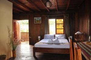 Ratanakiri Paradise Hotel & SPA, Отели  Banlung - big - 6
