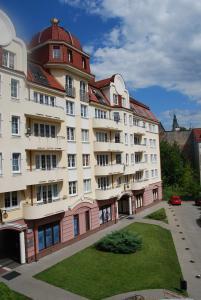 3-Pokojowy Apartament Villa Park - Top Location