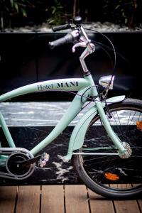 Hotel MANI by AMANO Group, Hotel  Berlino - big - 24