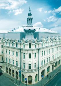 Grand Hotel Continental, Hotels  Bukarest - big - 54