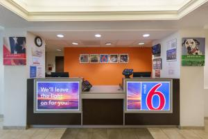 Motel 6 Columbia East South Carolina, Hotely  Columbia - big - 32
