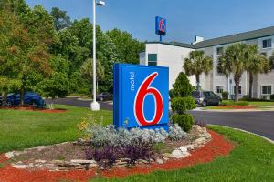 Motel 6 Columbia East South Carolina, Hotely  Columbia - big - 28