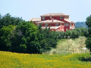 L'Antigo Granaro, Ferienhöfe  Agugliano - big - 42