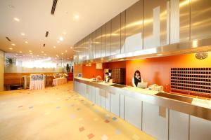 Narita Airport Rest House, Отели  Нарита - big - 12