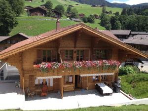 B&B Panorama - Accommodation - Gstaad