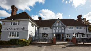 St Leonards Hotel, Отели  Saint Leonards - big - 18