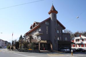 feRUS Hotel, Люцерн