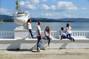 Chalet Isla de la Toja, Ferienhäuser  Illa da Toxa - big - 13