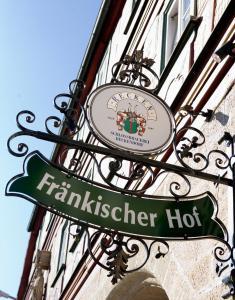 Fränkischer Hof - Königsberg in Bayern
