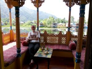 Houseboat Moon of Kashmir, Ботели  Сринагар - big - 22