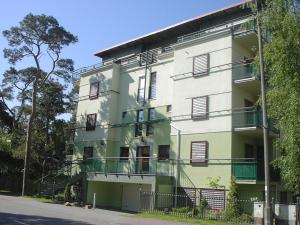 Apartament w Zielonym Domu