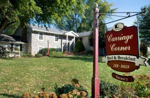 Carriage Corner Bed & Breakfast - Hotel - Gordonville