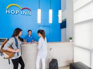 Hop Inn Lampang, Отели  Лампанг - big - 26