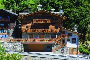 4478 Mountain Lodge - Hotel - Valtournenche