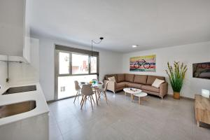 Poble Espanyol Apartments, Апартаменты  Пальма-де-Майорка - big - 2