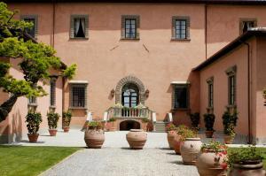 Villa Mangiacane, Hotely  San Casciano in Val di Pesa - big - 65