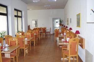 Hotel Zum Abschlepphof, Guest houses  Leipzig - big - 17