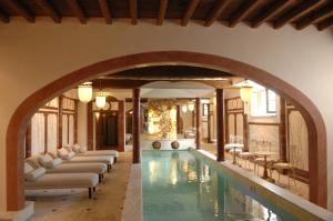 Villa Mangiacane, Hotely  San Casciano in Val di Pesa - big - 62