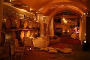 Villa Mangiacane, Hotely  San Casciano in Val di Pesa - big - 63