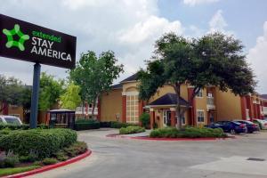 Extended Stay America - Houston - Med. Ctr. - NRG Park - Fannin St. - Pierce Junction