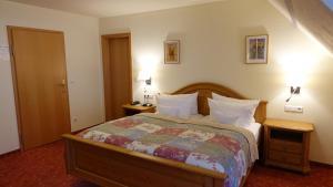 Kurhaus Devin, Hotels  Stralsund - big - 12