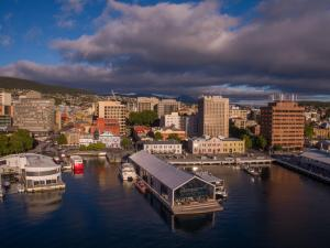 Customs House Hotel, Hotels  Hobart - big - 44