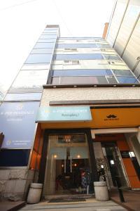 K-POP Residence Myeongdong 1, Apartmánové hotely  Soul - big - 1