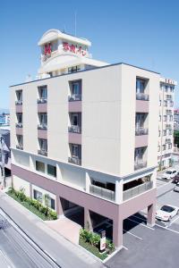 Auberges de jeunesse - Business Hotel Isesaki Heisei Inn