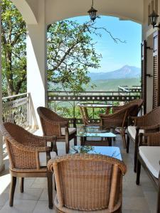 Konitsa Mountain Hotel, Hotels  Konitsa - big - 47