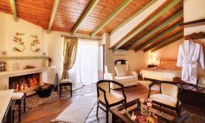 Konitsa Mountain Hotel, Hotely  Konitsa - big - 33