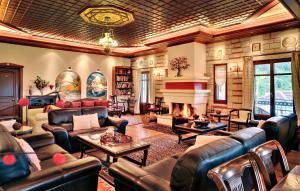 Konitsa Mountain Hotel, Hotels  Konitsa - big - 59