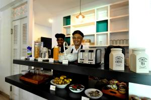 Clock Inn Dehiwala, Hostels  Dehiwala - big - 14