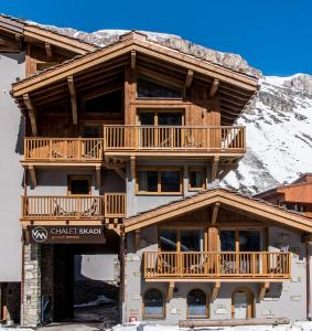Chalet Skadi - Village Montana - Hotel - Val d'Isère