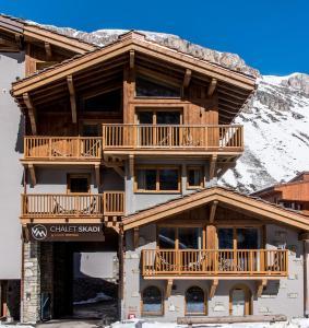 Chalet Skadi - Village Montana - Apartment - Val d'Isère