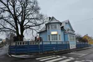 Blå Huset B&B i Göteborg - Grimmered