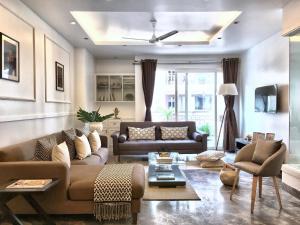 . The Lotus Apartment