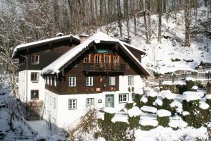 Hupfmühle Pension, Гостевые дома  Санкт-Вольфганг - big - 24