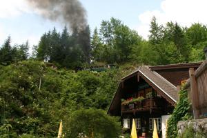 Hupfmühle Pension, Гостевые дома  Санкт-Вольфганг - big - 26