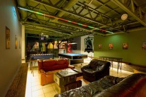 The Bachelor Bar Bunker Private Club