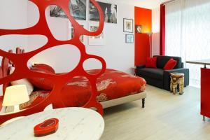 Appartamento Rosso - AbcAlberghi.com