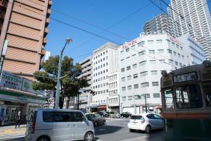 Hiroshima Pacific Hotel, Отели  Хиросима - big - 34