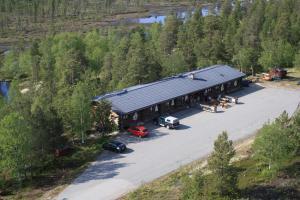Accommodation in Saariselkä