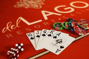 Del Lago Resort & Casino, Курортные отели  Waterloo - big - 18
