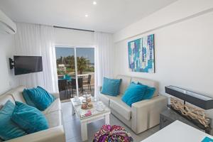 Nicholas Seaview Apartments, Apartmány  Protaras - big - 10