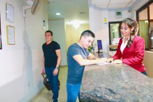 Hotel La Sierra, Hotely  Santa Cruz de la Sierra - big - 36