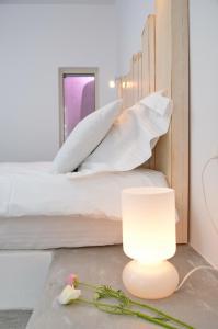 The Saint Vlassis, Hotels  Naxos Chora - big - 138