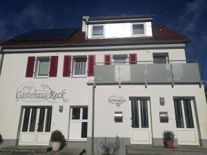 Pension Reck - Bad Waldsee