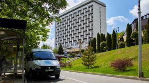 Sanatoriy Rodnik - Novopavoskaya