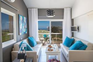 Nicholas Seaview Apartments, Apartmány  Protaras - big - 21