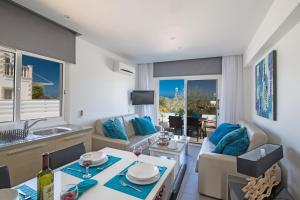 Nicholas Seaview Apartments, Apartmány  Protaras - big - 46